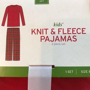 Pajamas - Children's Christmas pajamas size 8.